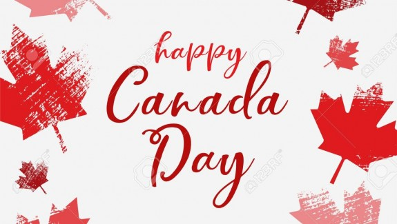Happy Canada Day - Closed Wednesday, July 1, 2020