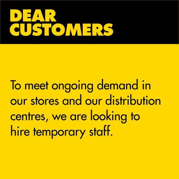 Hiring Temporary Staff