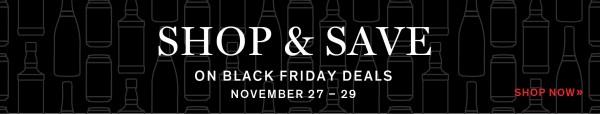 Shop & Save Nov 27-29