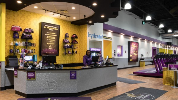 Planet Fitness is clean, welcoming and NOW OPEN!