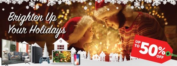 Brighten Up the Holidays!