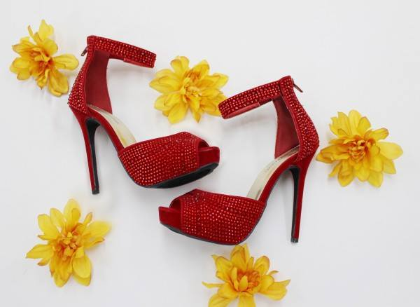 Check out these Spring heels!