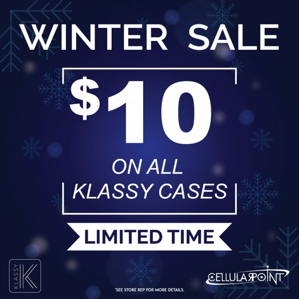Winter Sale On Now!