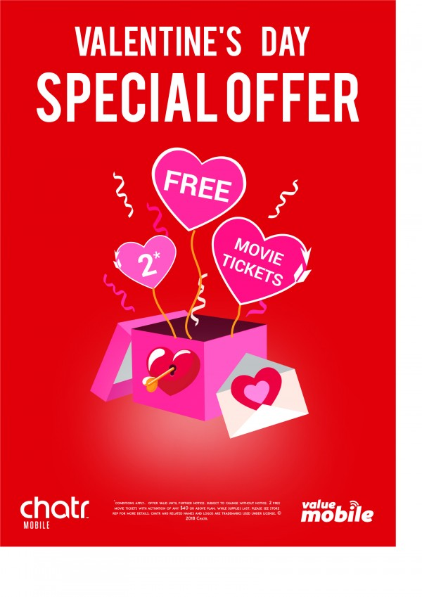 Happy Valentine's Day from Value Mobile